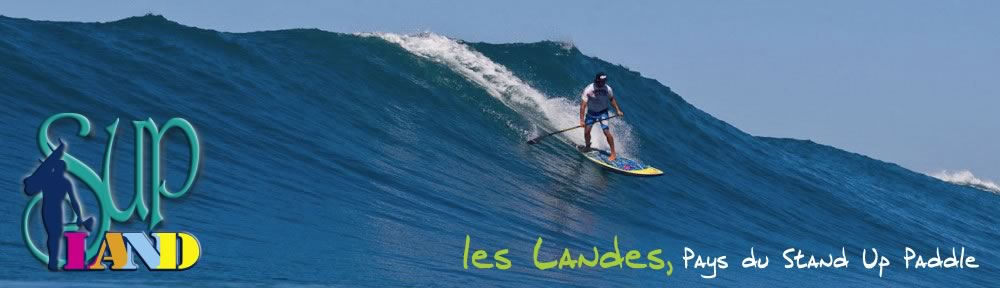 Suplandes -  École de stand up paddle  - Messanges